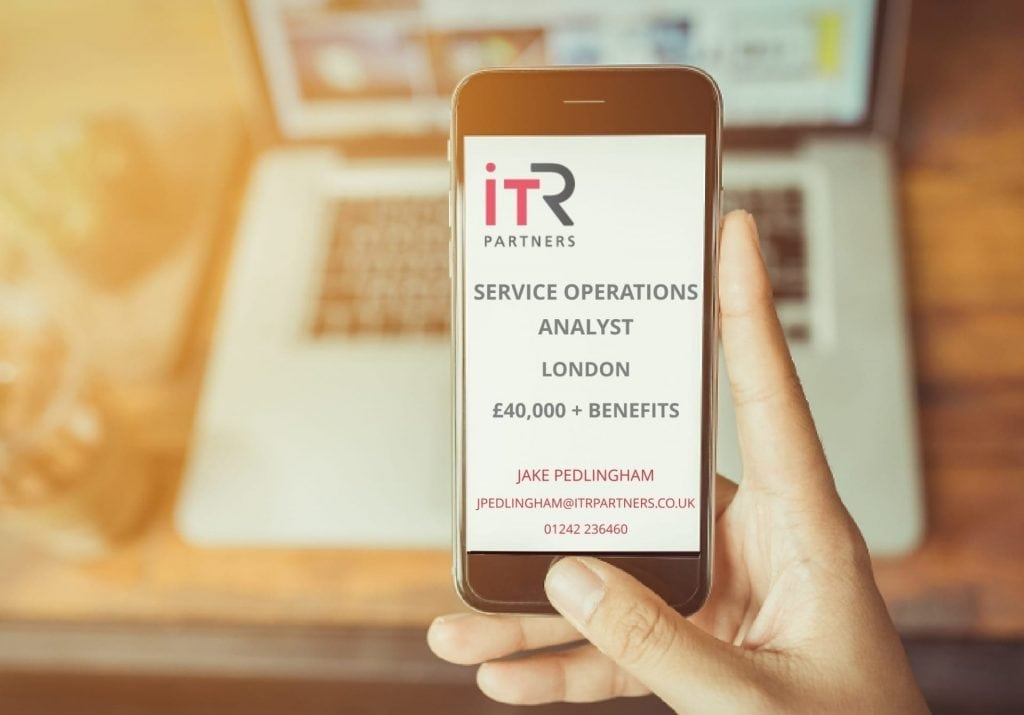 Service Operations Analyst