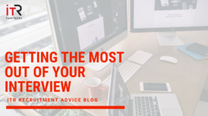 Getting the most out of your interview